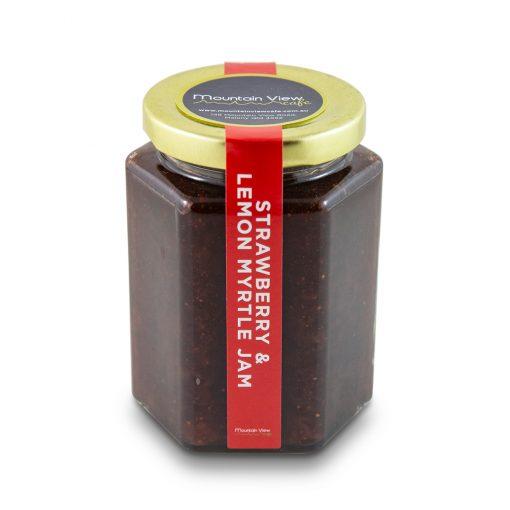 Strawberry & Lemon Myrtle Jam